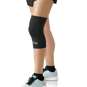 Copper Fit Copper Infused Sz L Knee Sleeve (Black)